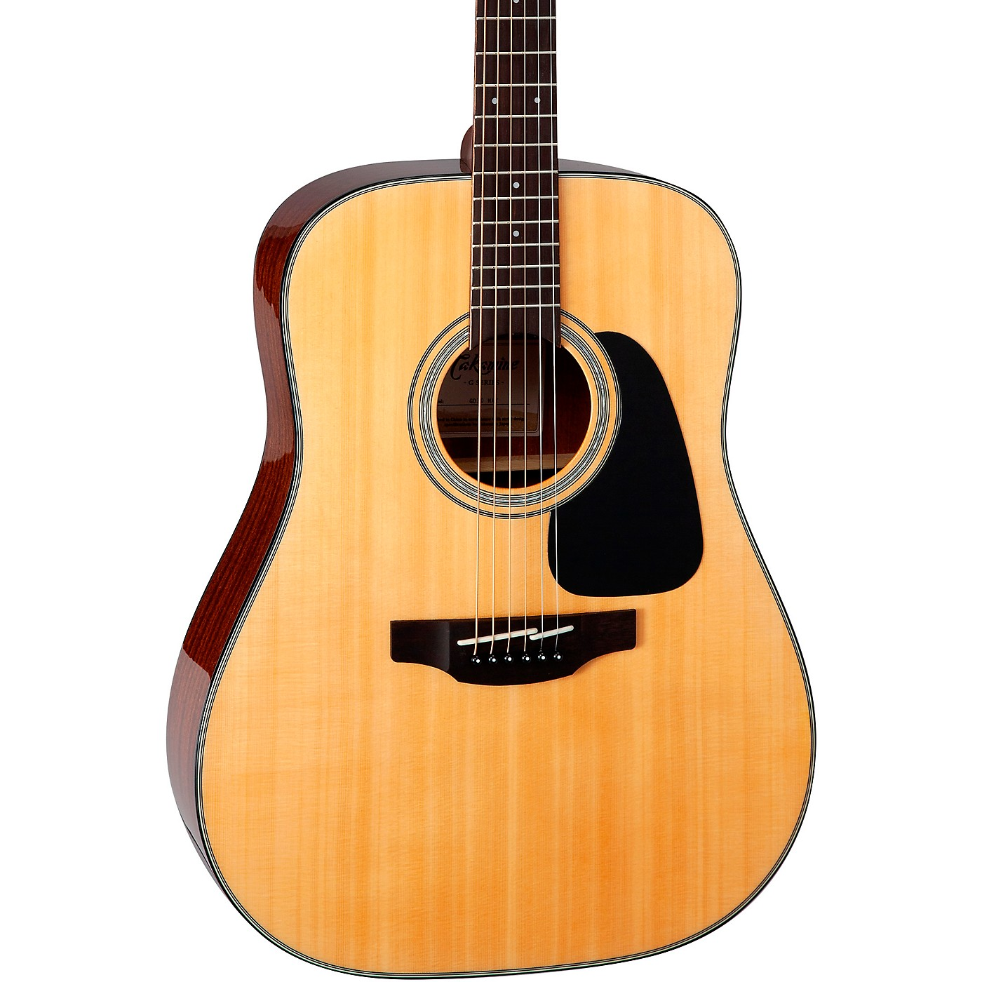 Takamine G Series Dreadnought Solid Top Acoustic Guitar thumbnail