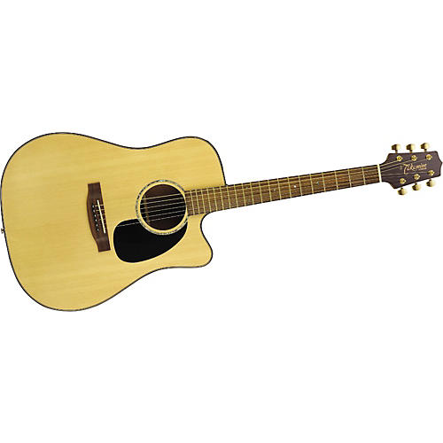 Takamine G Series EG340SC Cutaway Dreadnought Acoustic-Electric Guitar thumbnail