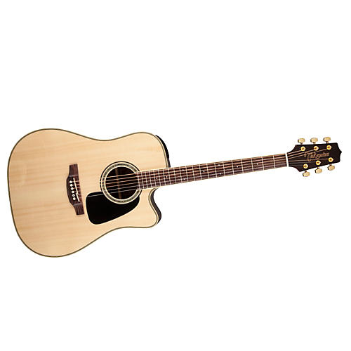 Takamine G Series GD51CE Dreadnought Cutaway Acoustic-Electric Guitar thumbnail