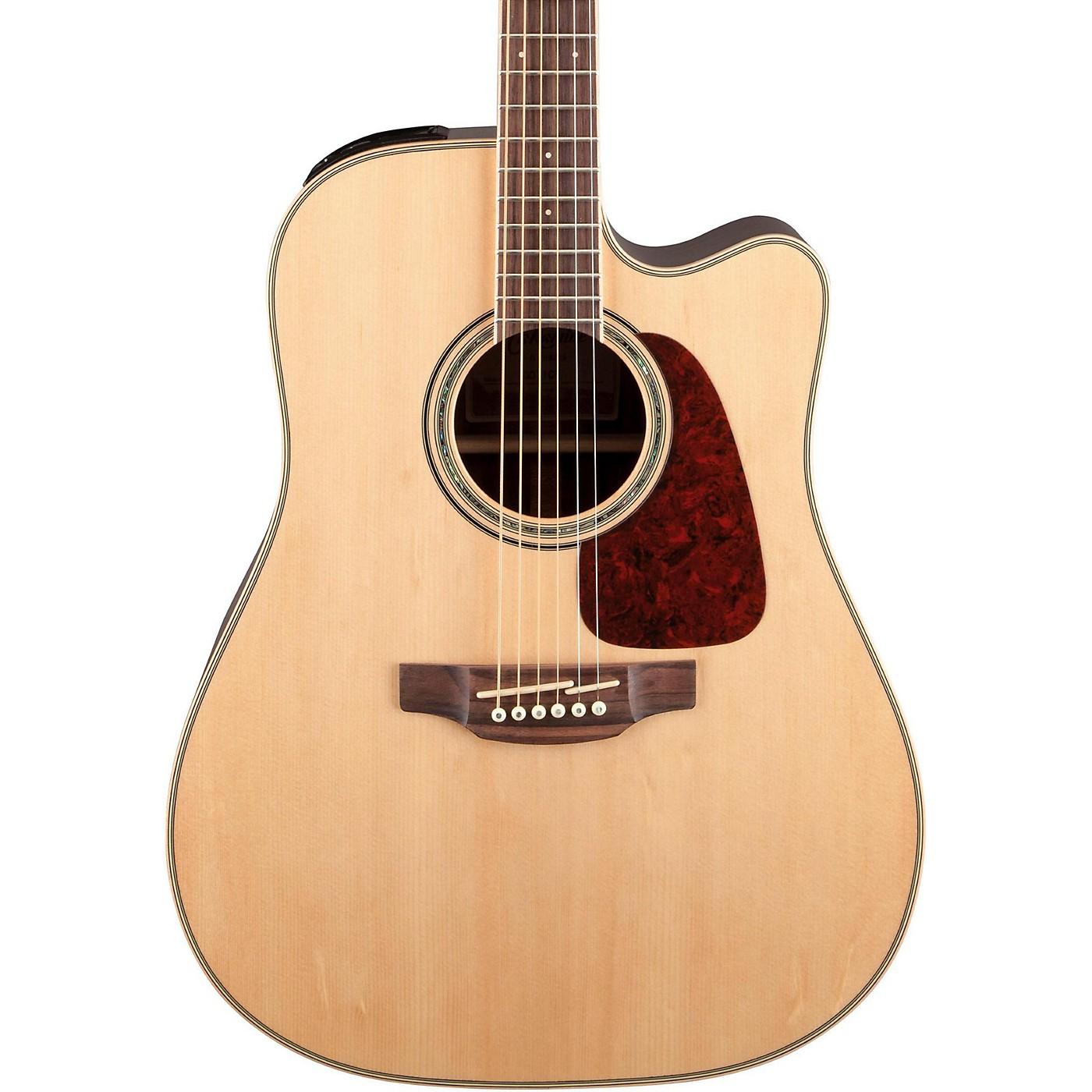 Takamine G Series GD71CE Dreadnought Cutaway Acoustic-Electric Guitar thumbnail