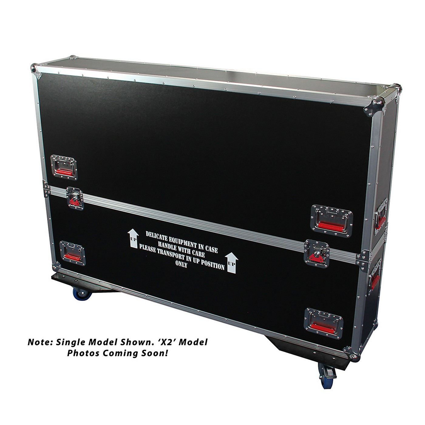 Gator G-Tour LCD Monitor Case For Two Screens thumbnail