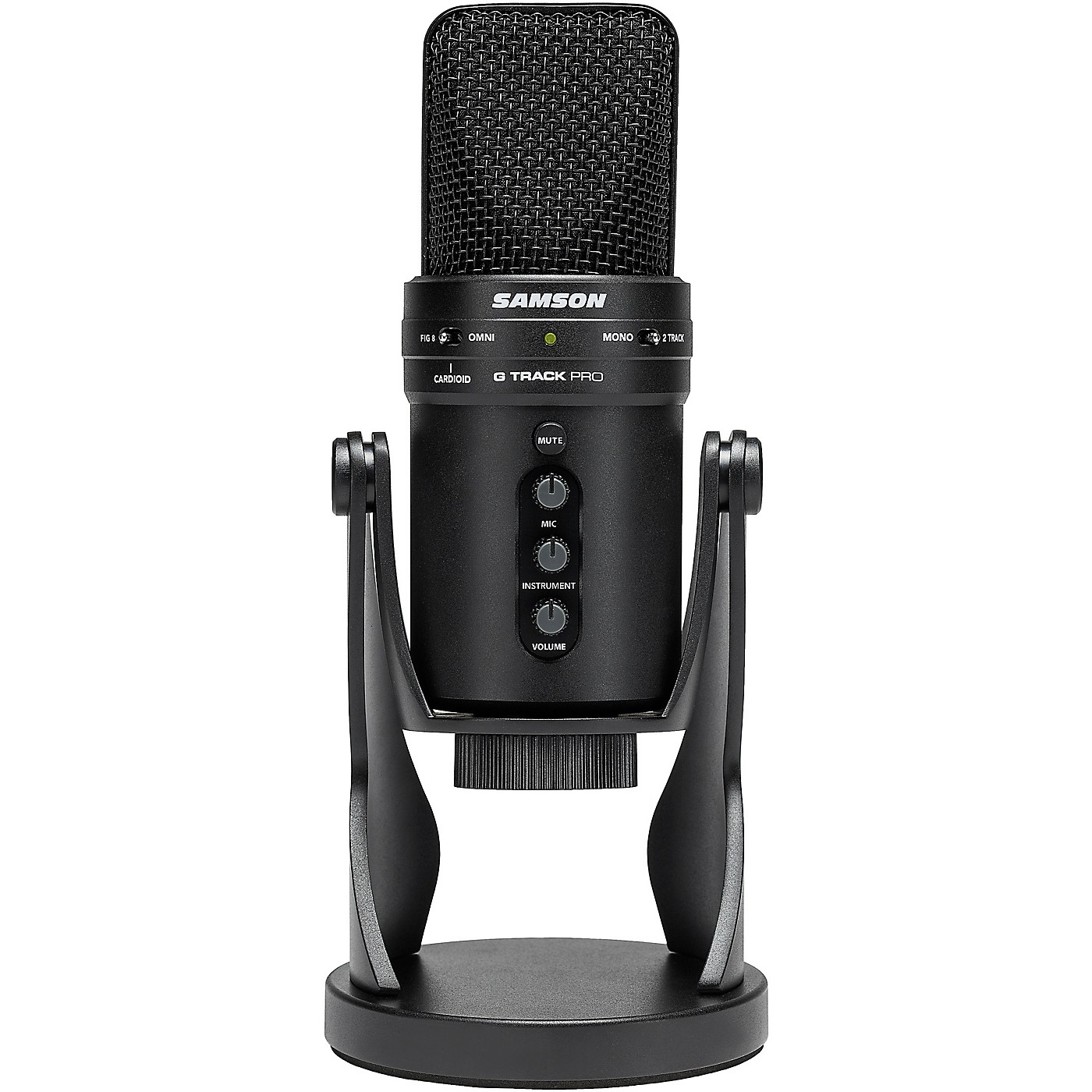Samson G track Pro USB 24-bit Studio Condenser Mic with Audio Interface thumbnail