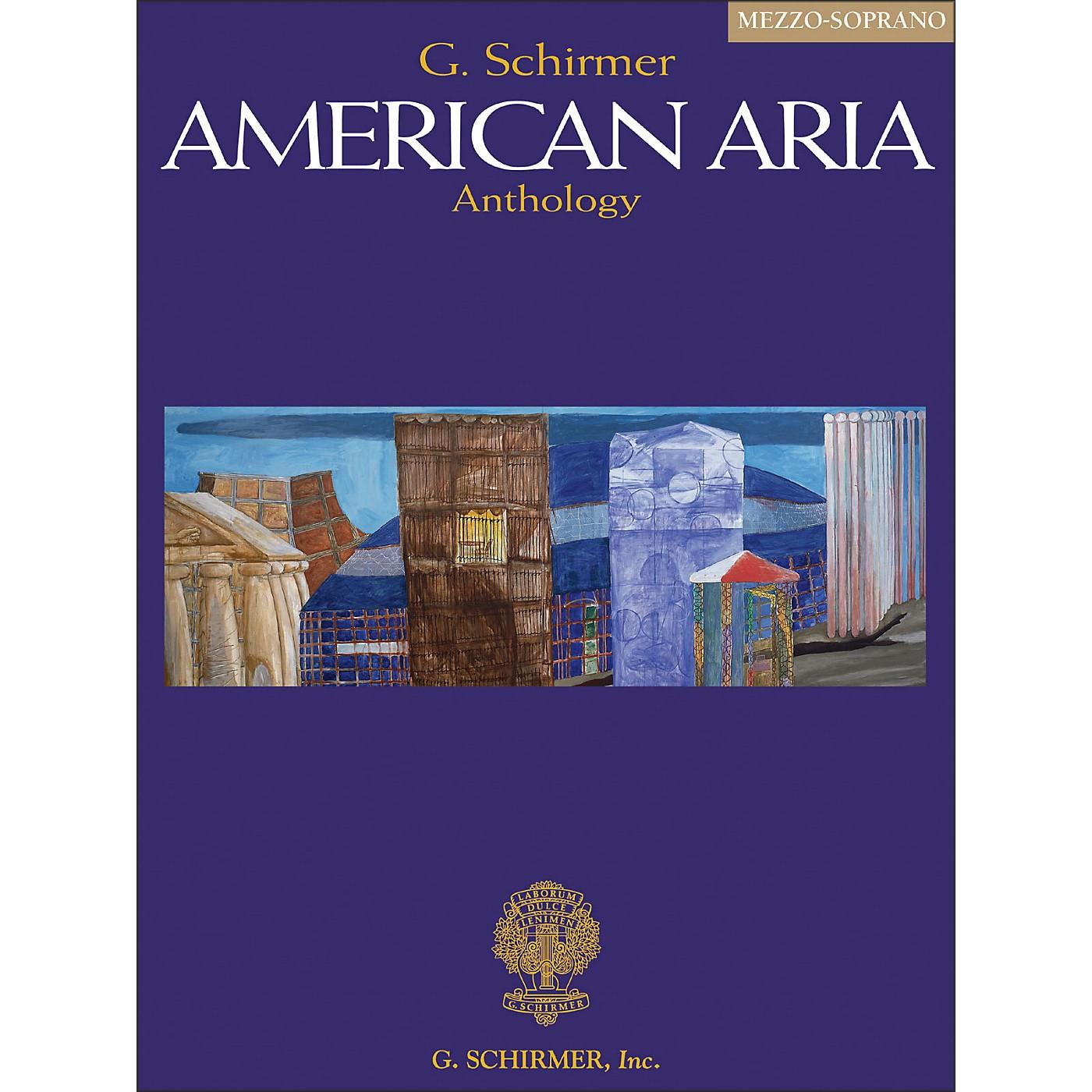 G. Schirmer G. Schirmer American Aria Anthology for Mezzo-Soprano Voice thumbnail