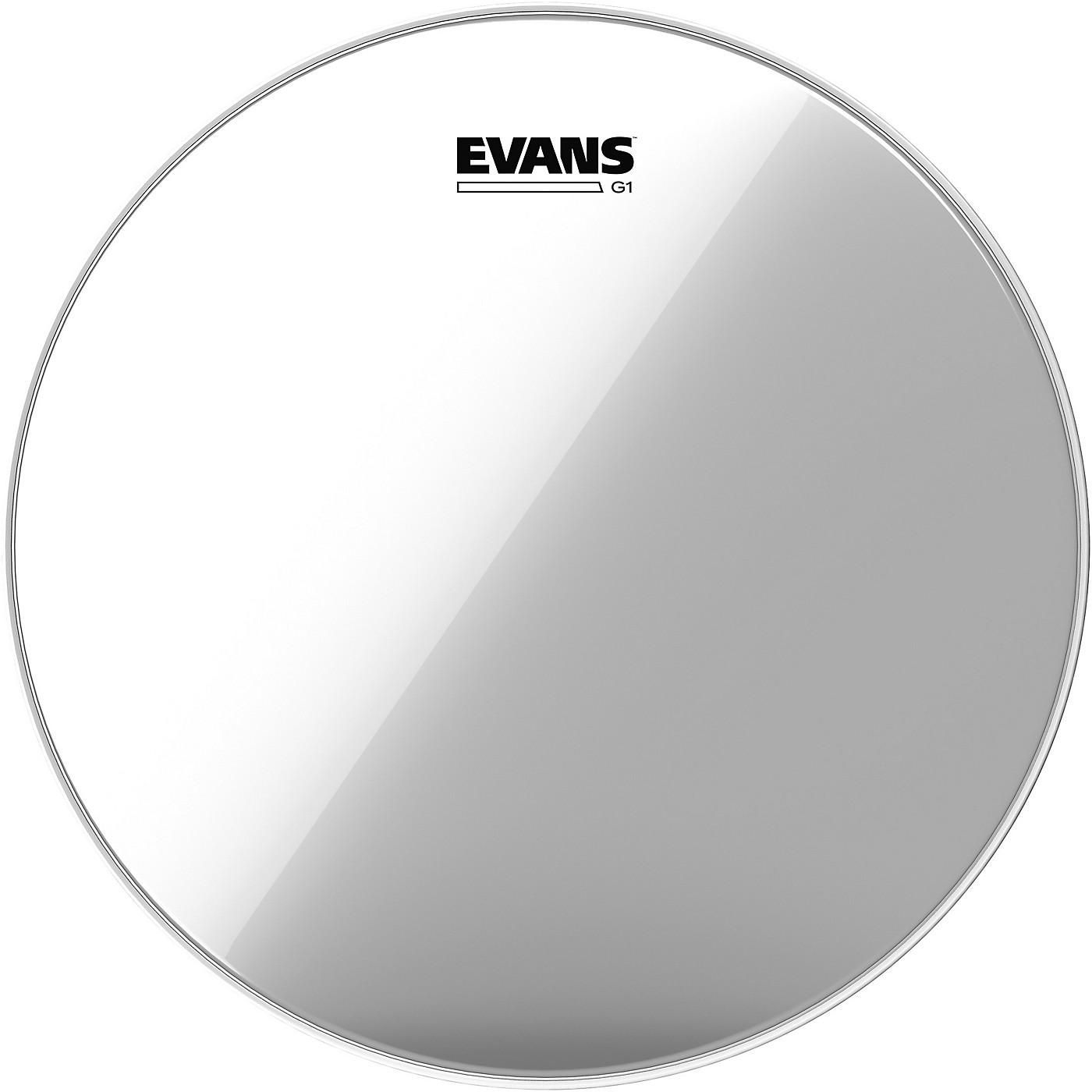Evans G1 Clear Batter Drumhead thumbnail