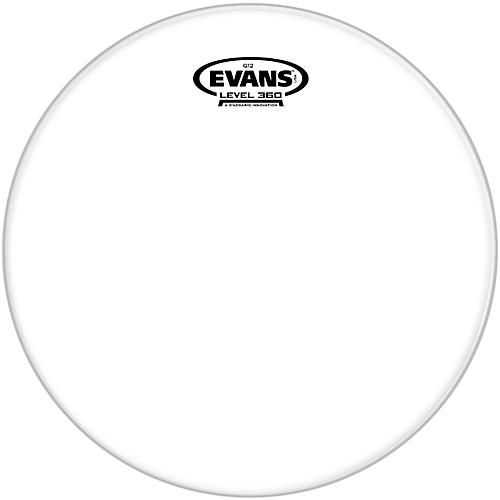 Evans G12 Clear Batter Drumhead thumbnail