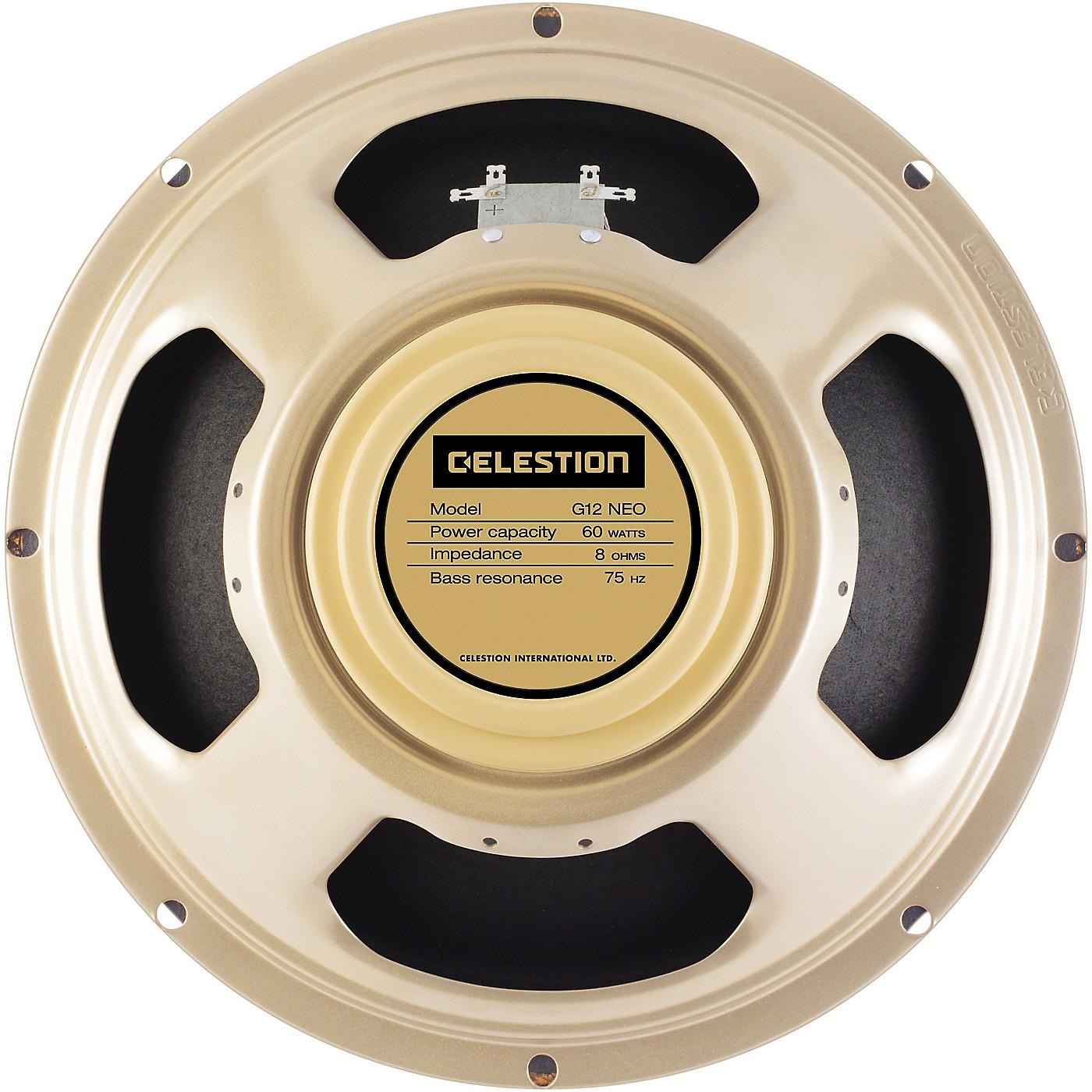 Celestion G12 Neo Creamback 60W 12 in. Guitar Speaker thumbnail