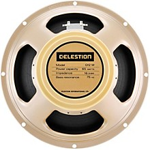 "Celestion G12M-65 Creamback 12"" Speaker 16 Ohm"