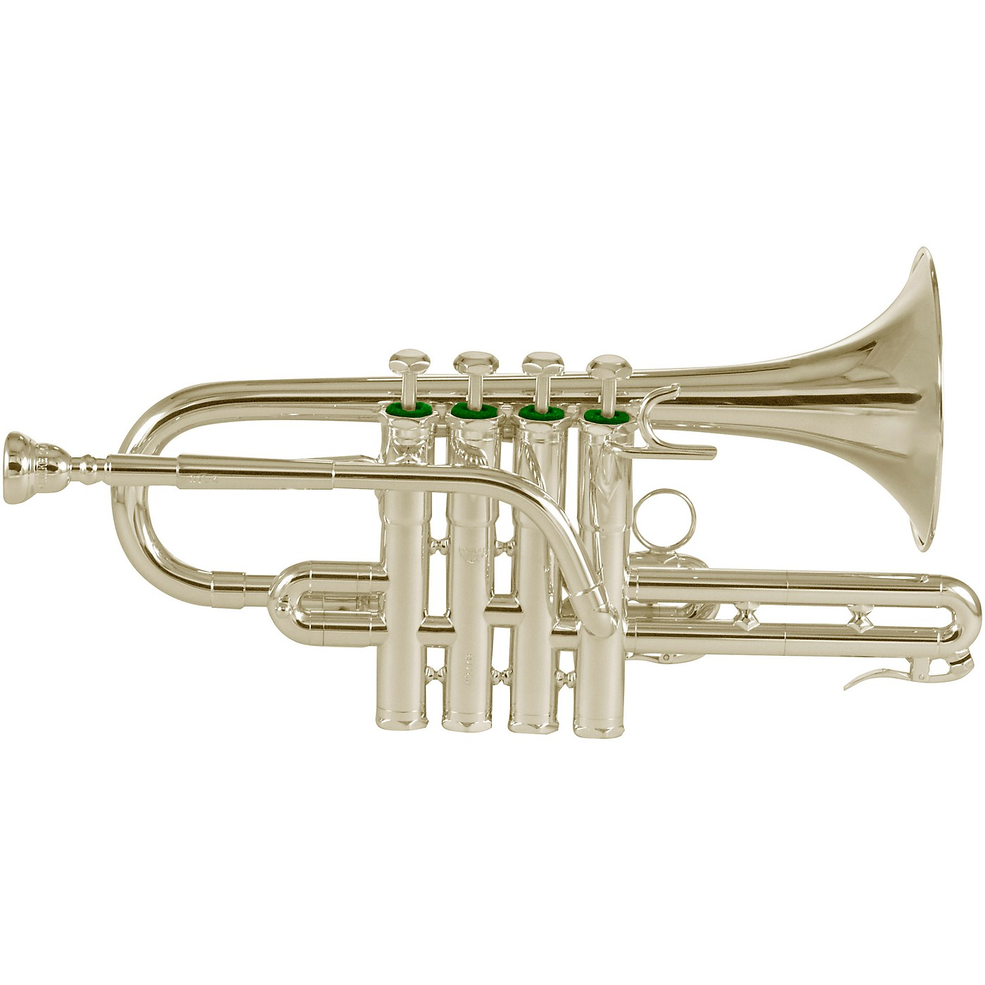 Schilke G1L-4 Traditional Custom Series 4-Valve G Trumpet with Tuning Bell thumbnail