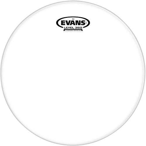 Evans G2 Clear Batter Drumhead thumbnail