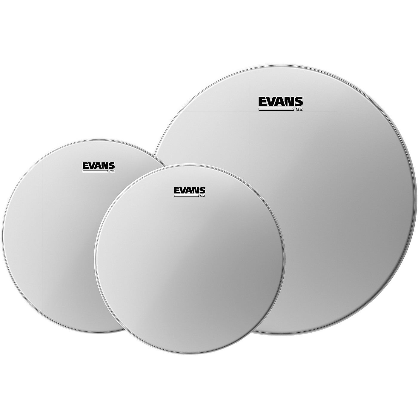 Evans G2 Coated Drumhead Pack thumbnail