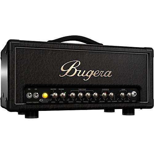 Bugera G20 20W Tube Guitar Amplifier Head thumbnail