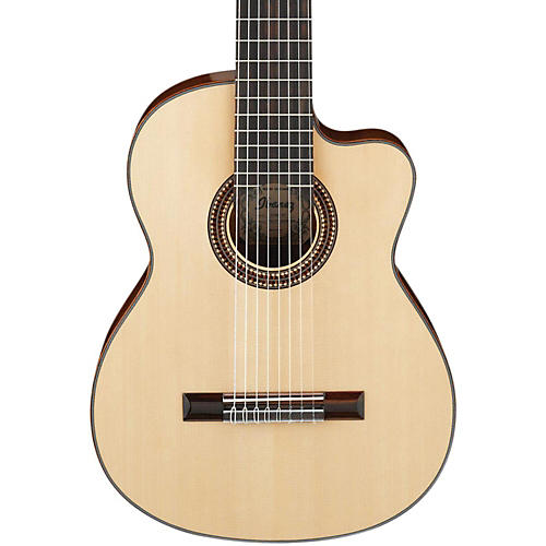 Ibanez G208CWCNT Solid Top Classical Acoustic 8-String Guitar thumbnail