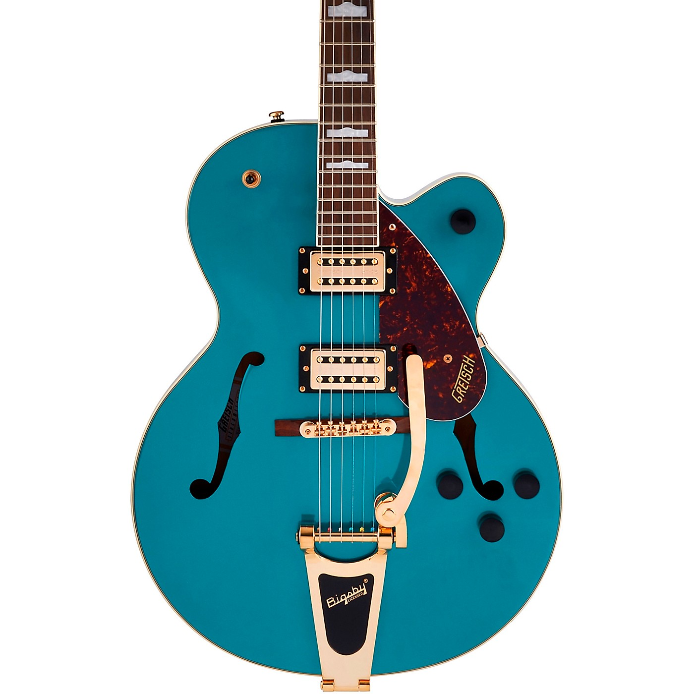 Gretsch Guitars G2410TG Streamliner Hollow Body Single-Cut with Bigsby thumbnail