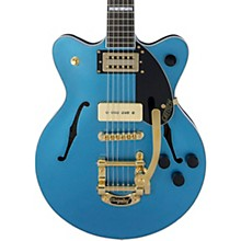 Gretsch Guitars G2655TG-P90 Streamliner Center Block Jr. P90 with Bigsby Limited Edition Semi-Hollow Electric Guitar