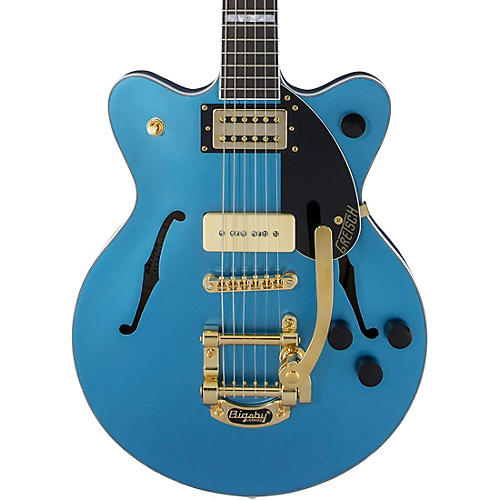 Gretsch Guitars G2655TG-P90 Streamliner Center Block Jr. P90 with Bigsby Limited Edition Semi-Hollow Electric Guitar thumbnail