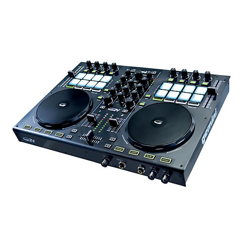 Gemini G2V 2-channel MIDI Controller with Soundcard thumbnail