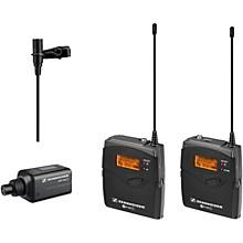 Sennheiser G3 Plug On Lavalier Wireless System