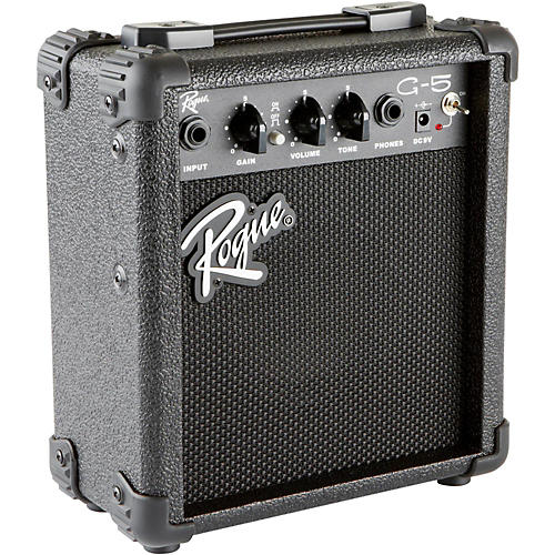 Rogue G5 5W Battery-Powered Guitar Combo Amp thumbnail