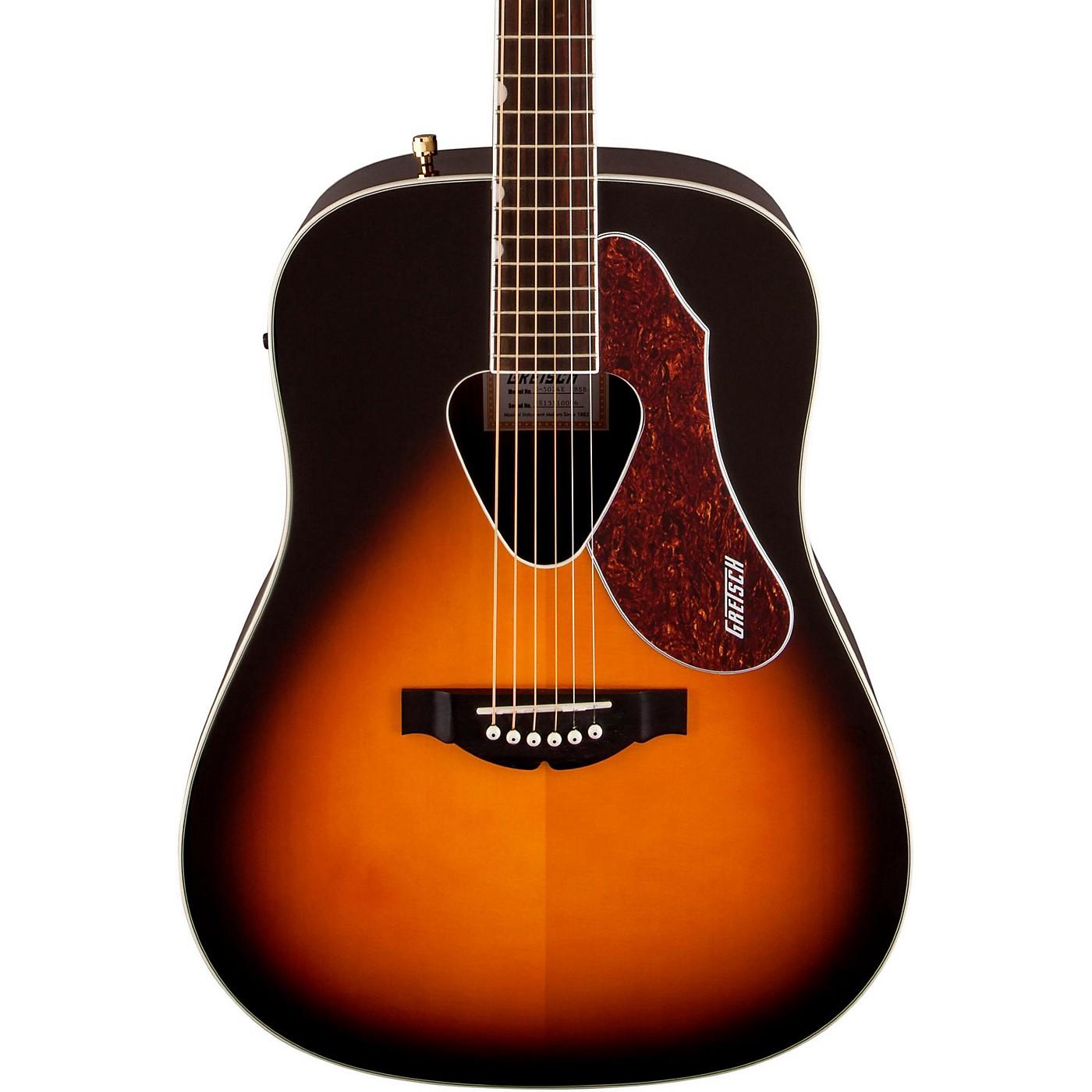 Gretsch Guitars G5024E Rancher Dreadnought Acoustic-Electric Guitar thumbnail