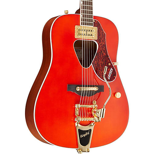 Gretsch Guitars G5034TFT Rancher Dreadnought Acoustic Guitar thumbnail