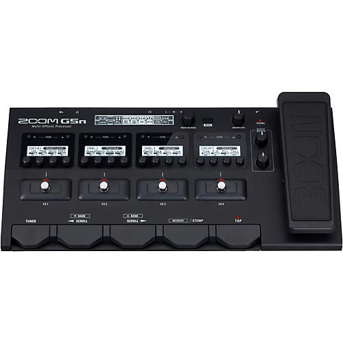 Zoom G5N Guitar Effects Processor thumbnail