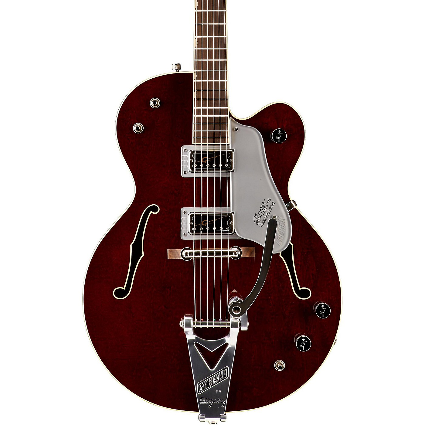 Gretsch Guitars G6119T-62 Vintage Select Edition '62 Tennessee Rose Hollowbody with Bigsby thumbnail
