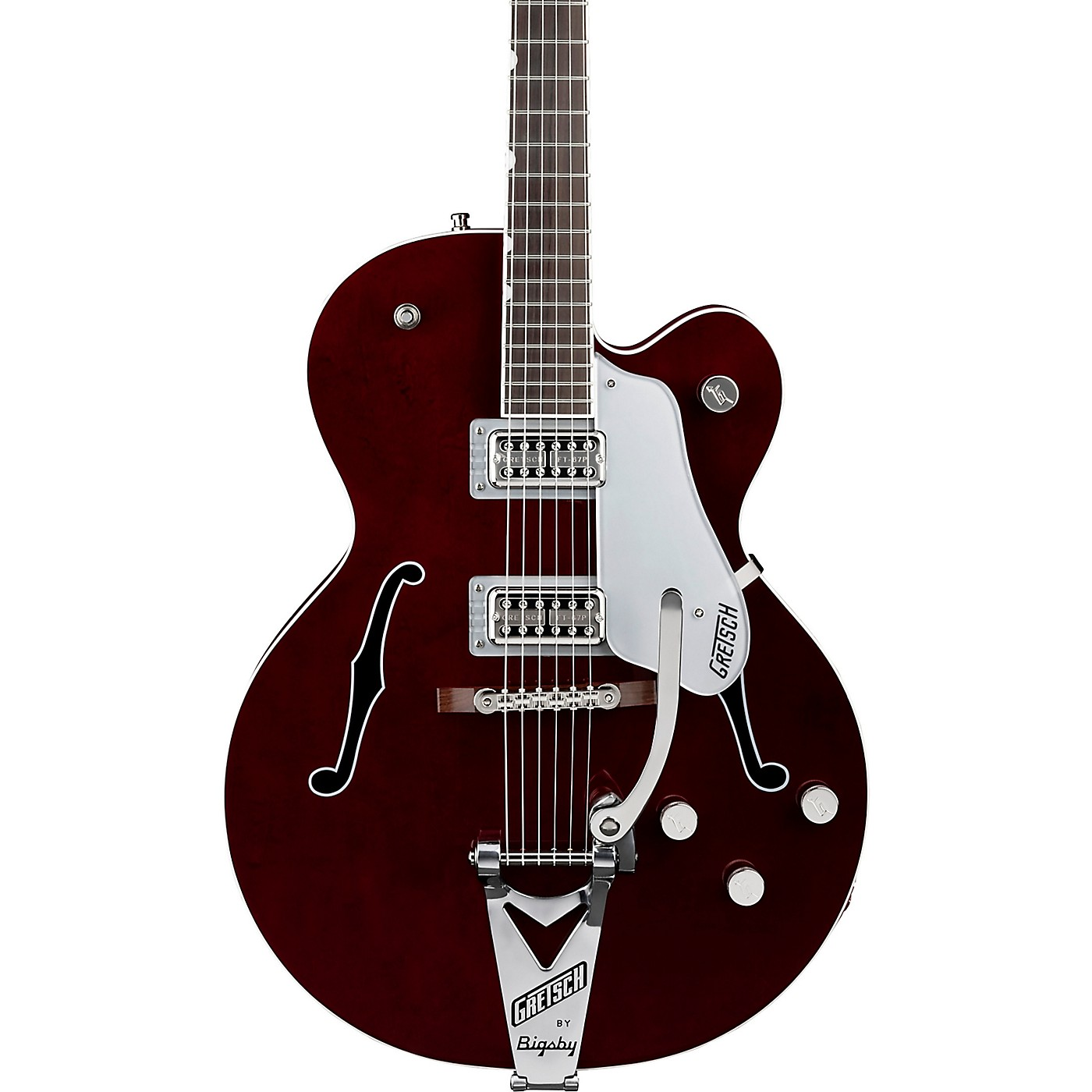 Gretsch Guitars G6119T-ET Players Edition Tennessee Rose Electrotone Hollow Body Electric Guitar thumbnail