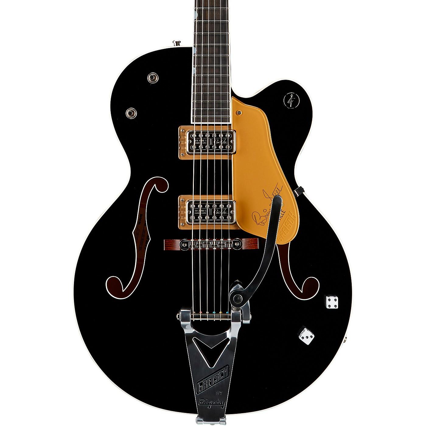 Gretsch Guitars G6120T-BSNSH Brian Setzer Signature Nashville Hollow Body with Bigsby thumbnail