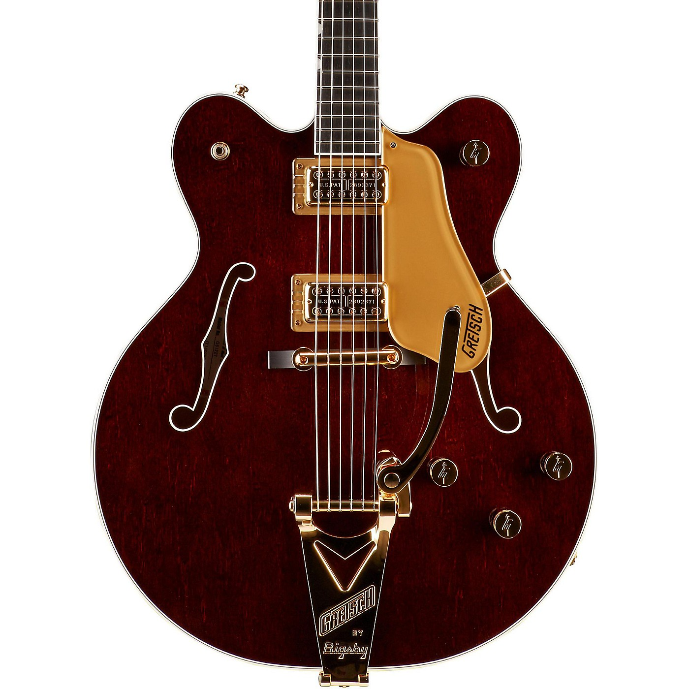 Gretsch Guitars G6122T Country Gent with Bigsby Hollowbody Electric Guitar thumbnail