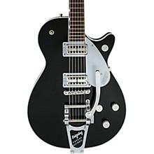 Gretsch Guitars G6128T-PE Players Edition Duo Jet Black with Bigsby Electric Guitar