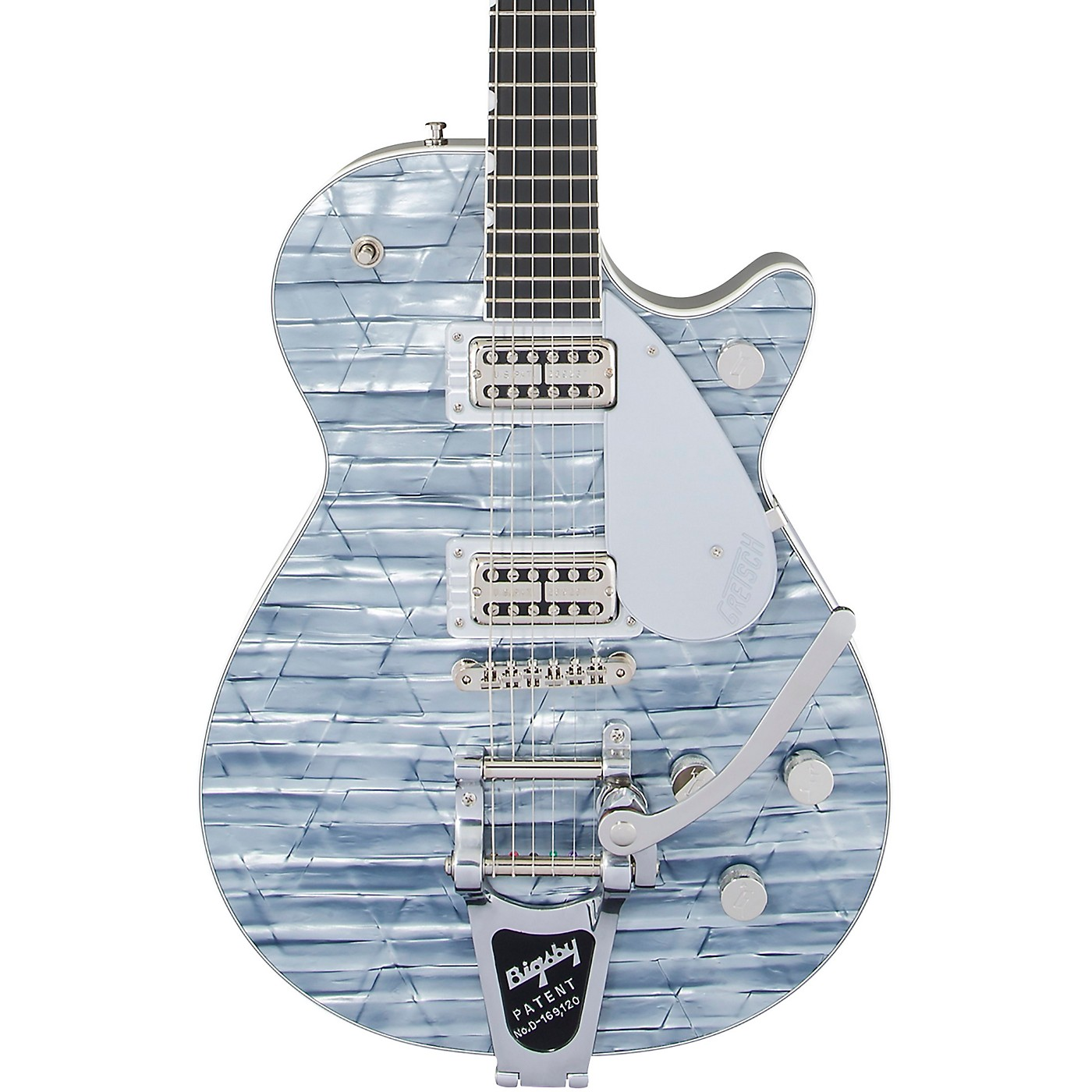 Gretsch Guitars G6129T Players Edition Jet FT with Bigsby Electric Guitar thumbnail