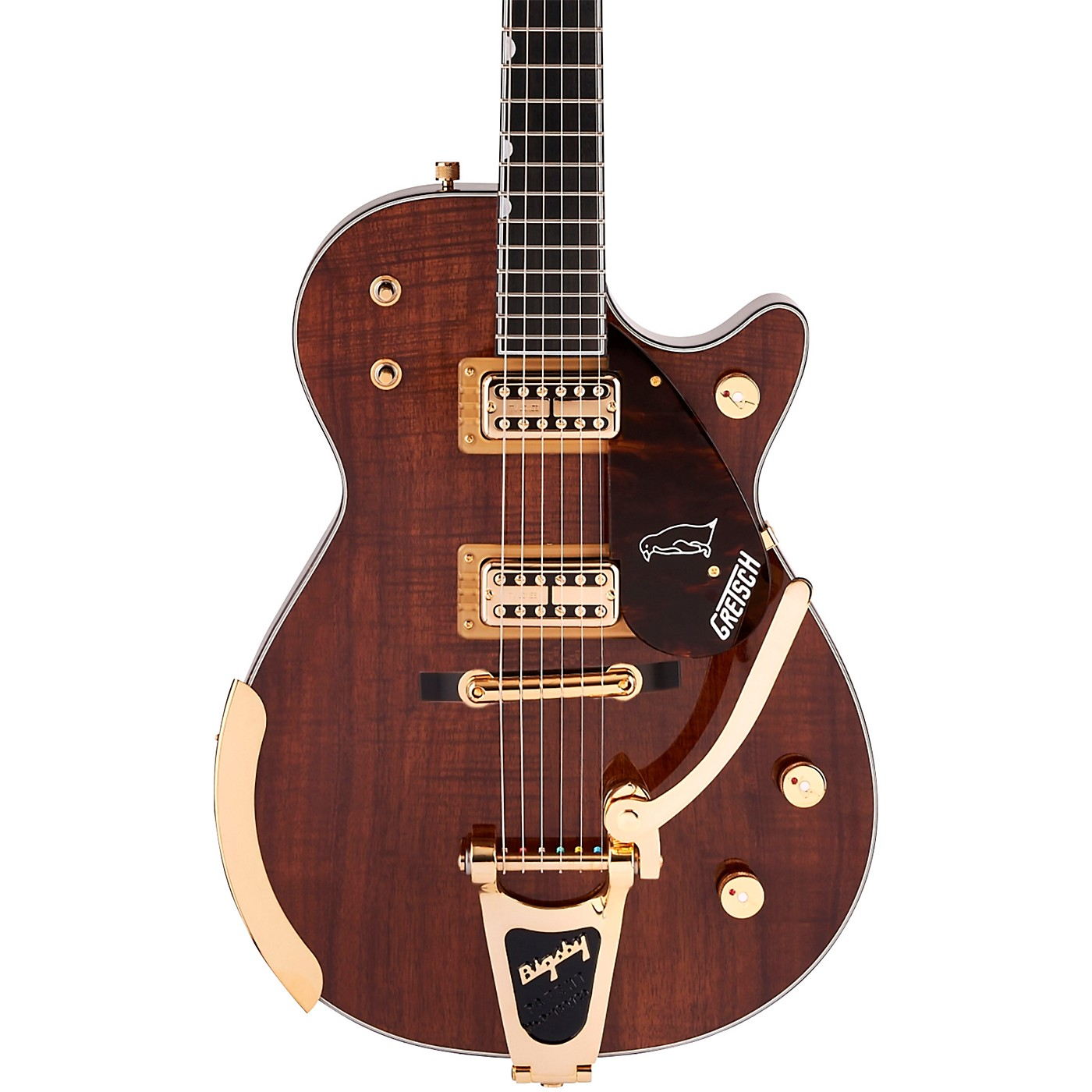 Gretsch Guitars G6134T Limited Edition Penguin Koa with Bigsby thumbnail