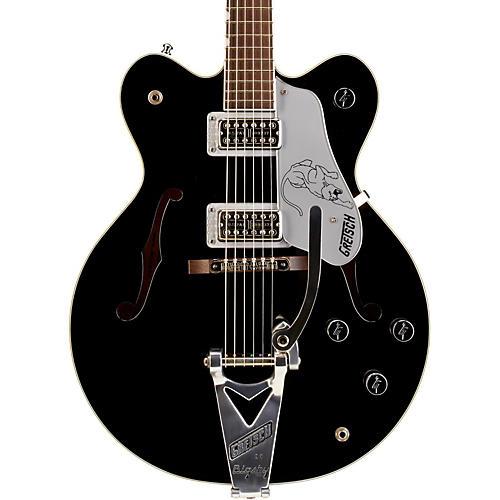 Gretsch Guitars G6137TCB Black Panther Center Block*-thumbnail