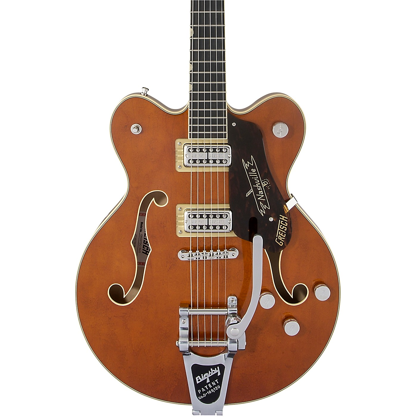 Gretsch Guitars G6620T Players Edition Nashville Center Block Bigsby Semi-Hollow Electric Guitar thumbnail