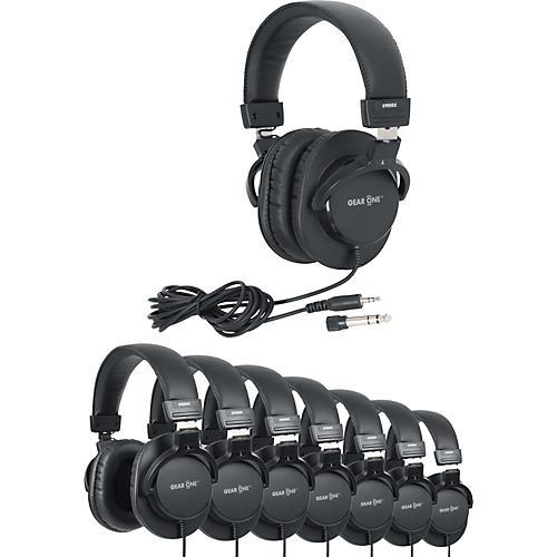 Gear One G900DX Headphone 8 Pack thumbnail