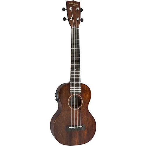 Gretsch Guitars G9110-L Long-Neck Concert Acoustic-Electric Ukulele thumbnail