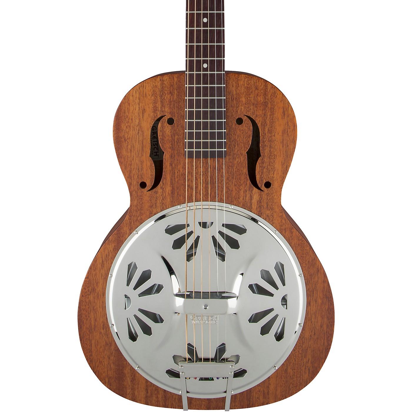 Gretsch Guitars G9200 Boxcar Round-Neck Resonator Guitar thumbnail