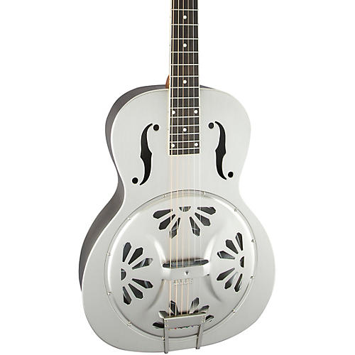 Gretsch Guitars G9221 Bobtail Round-Neck Acoustic / Electric Steel Body Resonator Guitar thumbnail