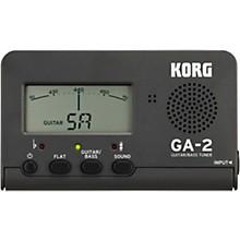 Korg GA-2 Handheld Chromatic Tuner - Silver