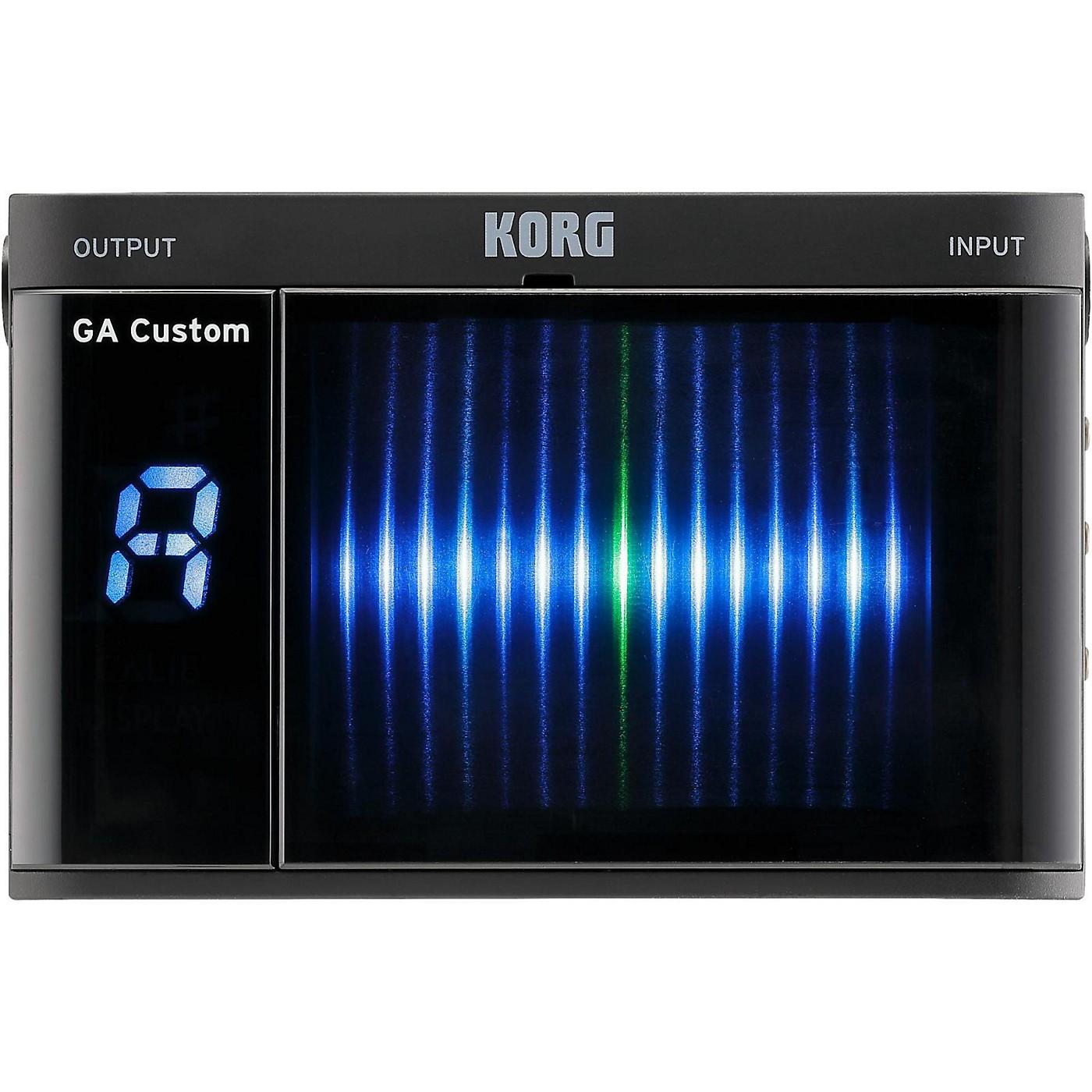 Korg GA Custom Hand-Held Tuner thumbnail