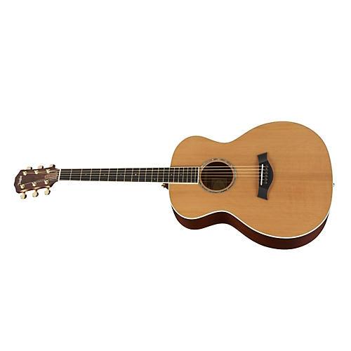 Taylor GA5-L Mahogany/Cedar Grand Auditorium Left-Handed Acoustic Guitar thumbnail