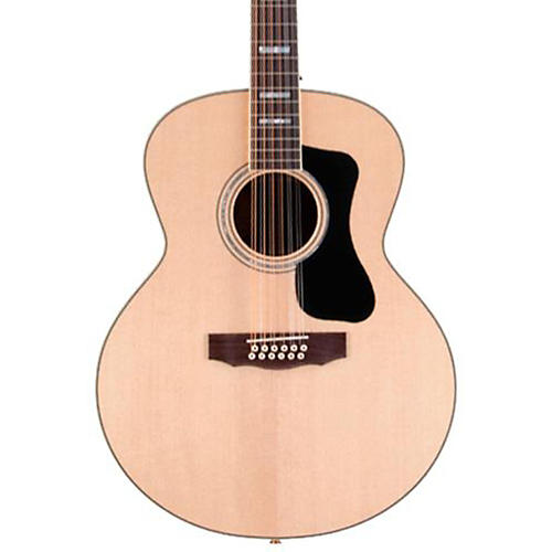 Guild GAD Series F-1512E 12-String Jumbo Acoustic-Electric Guitar thumbnail