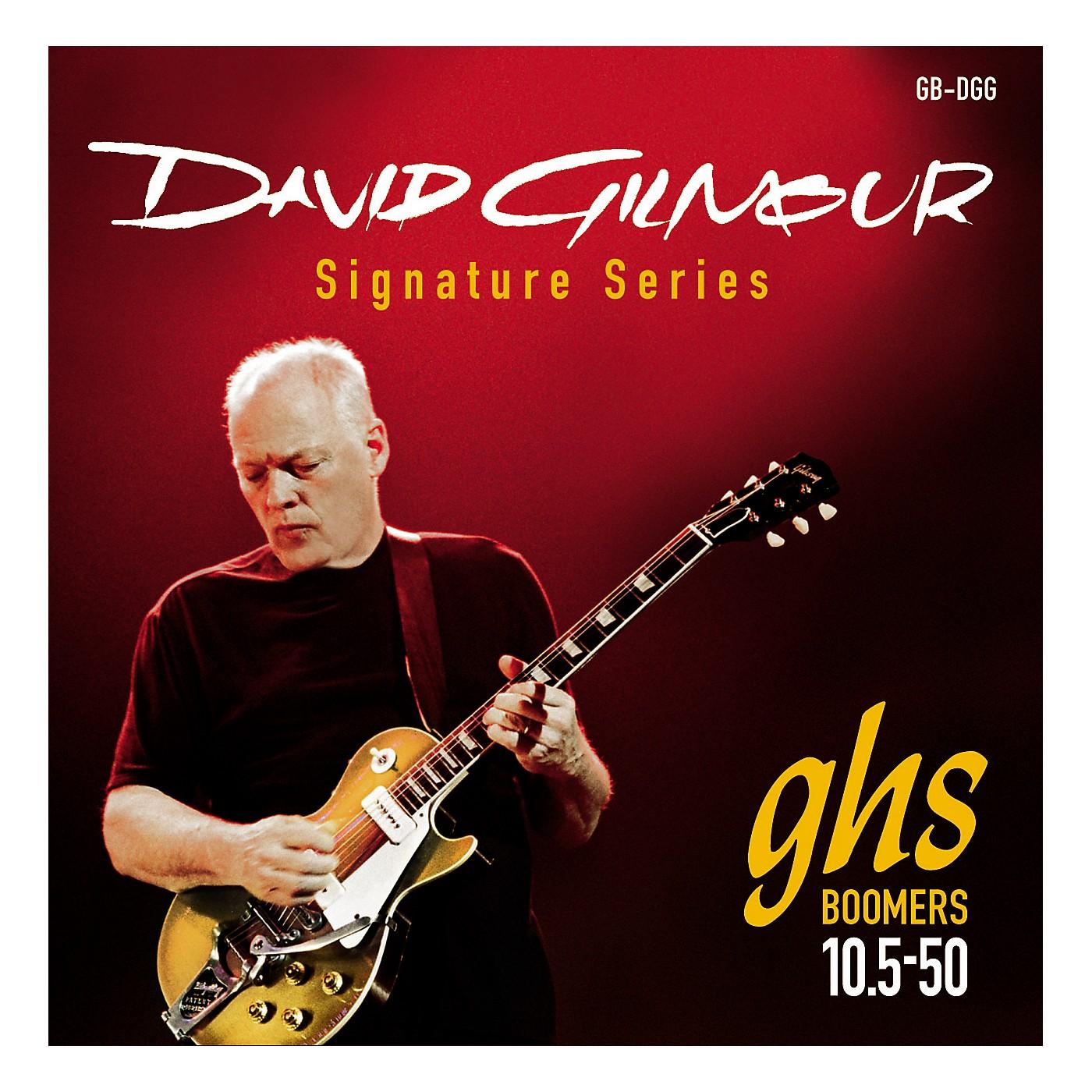 GHS GB-DGG David Gilmour Signature Red Set Electric Guitar Strings thumbnail
