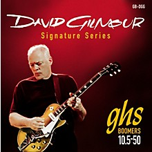 GHS GB-DGG David Gilmour Signature Red Set Electric Guitar Strings