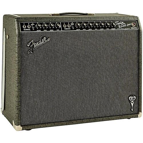 Fender GB George Benson Twin Reverb 2x12 Guitar Combo Amp thumbnail
