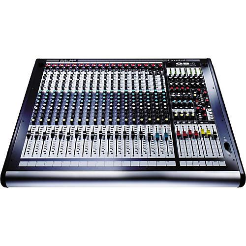 Soundcraft GB4-16 Mixing Console thumbnail