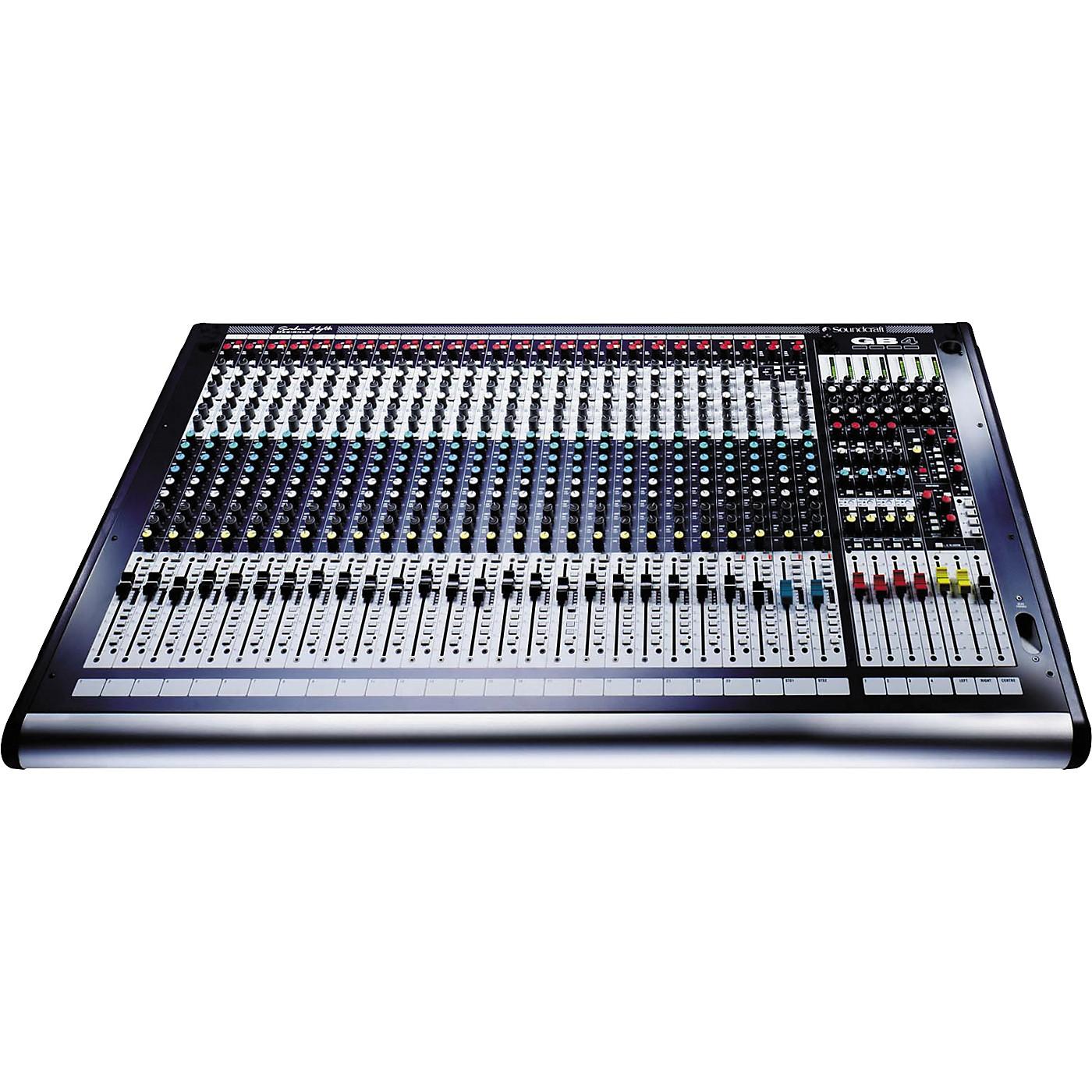 Soundcraft GB4-24 Mixing Console thumbnail