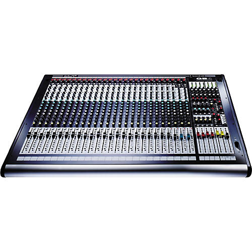 Soundcraft GB4-24 Mixing Console thumbnail