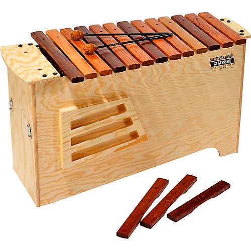 Sonor GBKX 10 Meisterklasse Rosewood Deep Bass Xylophone thumbnail