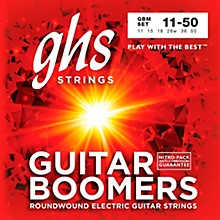 GHS GBM Boomers Medium Electric Guitar Strings